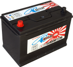 AC BATTERY 12V100Ah 700AEN
