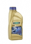 RAVENOL SSG LKW -Getr.Oel SAE 75W-80-1 литър