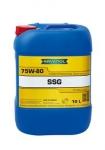 RAVENOL SSG LKW-Getr.Oel SAE 75W-80-10 литра