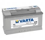 VARTA12V100Ah H3 830A SILVER Dynamic