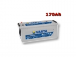 VARTA 12V170Ah M8 1000A Promotive BLUE