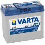VARTA 12V45Ah B32 330A BLUE Dynamic